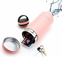 Bindle Bottle 24oz Coral Pink | Stainless Steel