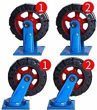 BINGFANG-W Drill 4 Castor Wheels Heavy Duty