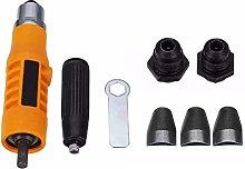 BINGFANG-W Power Tool Drill, Riveter Adaptor