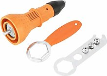 BINGFANG-W Riveting Adapter Wrench & Nozzles Turn