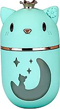 Binghai Cool Mist Humidifier 330ml Water Tank 7