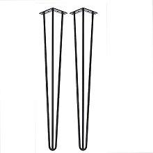 BINHC Niture Legs,Industrial Steel Table Legs
