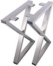 BINHC Niture Legs,X-Shaped Table Leg Support/Bar