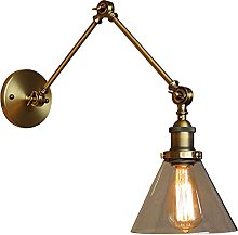 BINHC Wall Lamp Vintage Industrial Lighting Retro