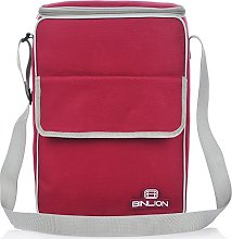 Binlion Lunch Cooler Tote -Red