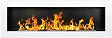 Bio Ethanol Fire BioFire Fireplace Modern 1400 x