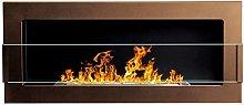 Bio Ethanol Fire BioFire Fireplace Modern 900 x