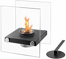 Bio Ethanol Fireplace Single Indoor Outdoor