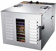 BioChef Arizona 10 Tray Commercial Stainless Steel