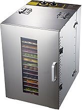 BioChef Premium 16 Tray Commercial Stainless Steel