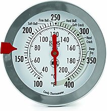 BIOS Professional Candy Thermometer, Gray