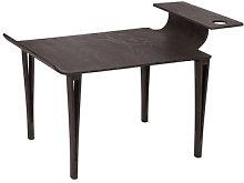 Biplan Coffee table - / 84 x 61 cm x H 49 cm by