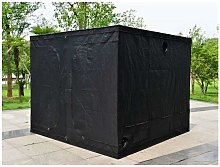 BIRCHTREE Hydroponic Grow Tent Green Room 300cm x