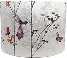 Bird Butterfly Lampshade for A Ceiling Light Shade