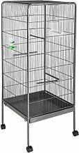 Bird cage 146 cm high - bird aviary, parrot cage,