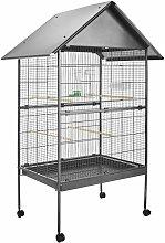 Bird cage 168cm high - bird aviary, parrot cage,