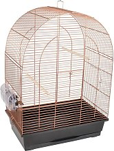Bird Cage Klara 2 Copper 45x28x62.5 cm - Flamingo