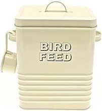 Bird Feed Food Storage Container Brambly Cottage