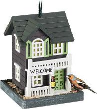 bird house, feeding station for wild birds, hang