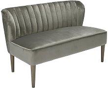 Birkett 2 Seater Loveseat Three Posts Upholstery