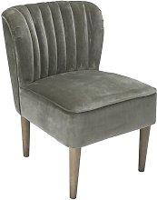 Birkett Cocktail Chair Three Posts Upholstery