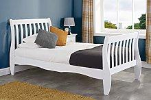 Birlea, 90cm Belford Bed, White