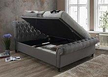 Birlea Furniture Castello Side Ottoman Bed,