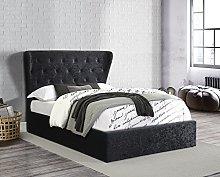 Birlea Furniture Knightsbridge Fabric Ottoman Bed