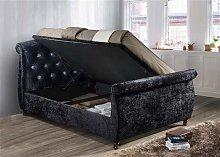 Birlea Furniture Toulouse Side Ottoman Bed,