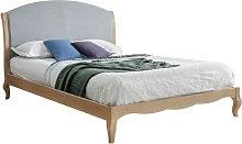 Birlea Ritz Superking Bed Frame - Oak and Grey