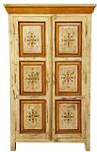 Biscottini - Hand Painted solid wood cabinet
