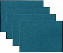 Bishilin Placemat, Heat-Resistant Stain Resistant
