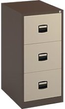 Bisley Economy Filing Cabinet (Central Handle),