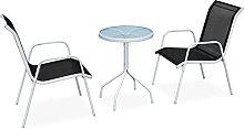 Bistro Set, Garden Furniture Set Sophisticated