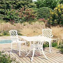 Bistro Set Stylish, Outdoor Chairs and Table