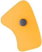 Bit 5 Wall light with plug by Foscarini Yellow