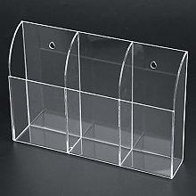 Biuzi Storage Box, Acrylic Air Conditioner TV