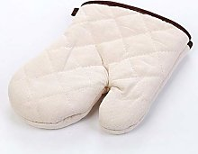 BIYI Thick Cotton Towel Gloves High Temperature