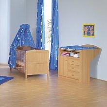 Björn 2 Piece Nursery Furniture Set Pinolino