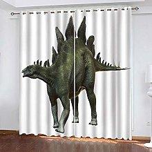 BKTTDS Boys Bedroom Curtains Blackout 234X230cm