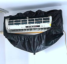 Black Air Conditioning Cleaning Bag, Oxford Cloth