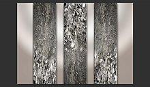Black and White Swirl 1.54m x 200cm Wallpaper East