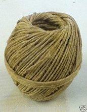 Black Barn Upholstery Supplies Flax Laid Cord 200g