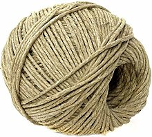 Black Barn Upholstery Supplies Flax Laid Cord 500g