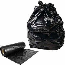 Black Bin Bags 200 Refuse Sacks Per Case Everyday