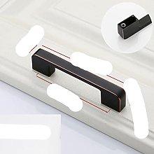Black Cabinet Handles Furniture Handle Desk Drawer