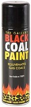 Black Coal Paint Spray for Gas