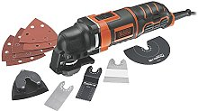 BLACK+DECKER 300 W Multi-Oscillating Power Tool