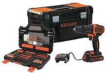 Black & Decker Black+Decker 18V 2 Gear Hammer