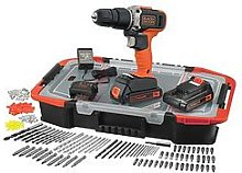 Black & Decker Black & Decker 18V Lithium Ion